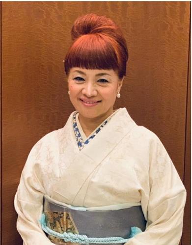 吉丸美枝子先生71歳